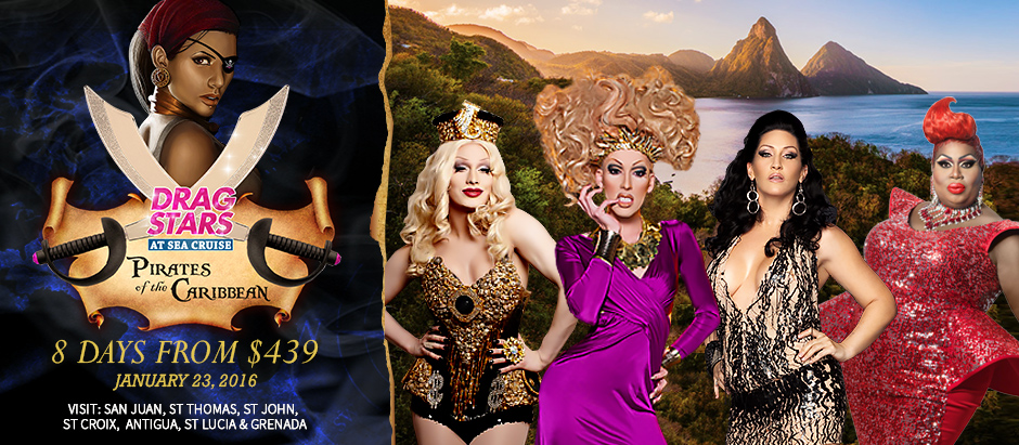 Tickets for Drag Stars At Sea: EXCLUSIVE VIP DINNER Experience in San Juan from ShowClix