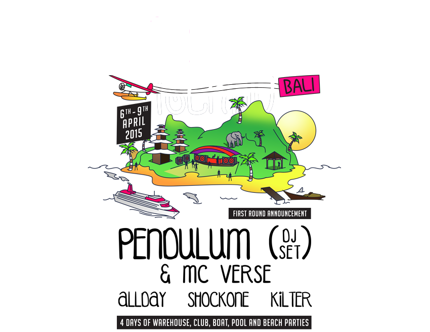Application for Forgotten Island - Bali in Bali from Ticketbooth