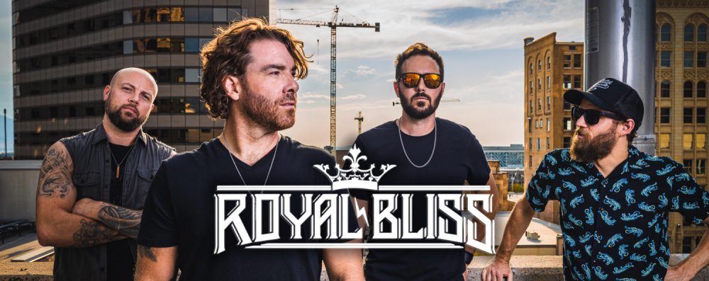Tickets for Royal Bliss VIP - Jerome, ID in Jerome from National Acts Inc.