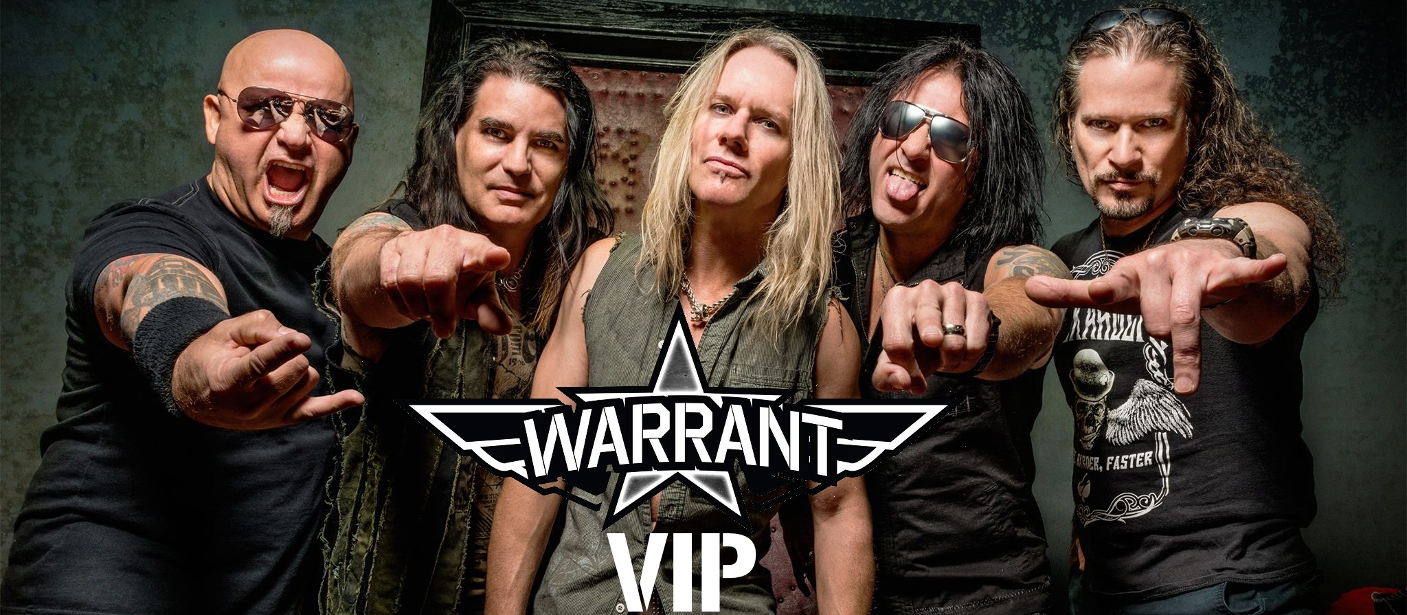 Tickets for Warrant M&G - Dallas, TX in Dallas from National Acts Inc.
