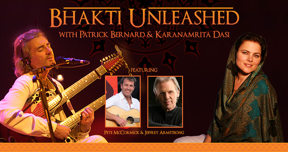 Tickets for Bhakti Unleashed in Vancouver from BrightStar Live Events