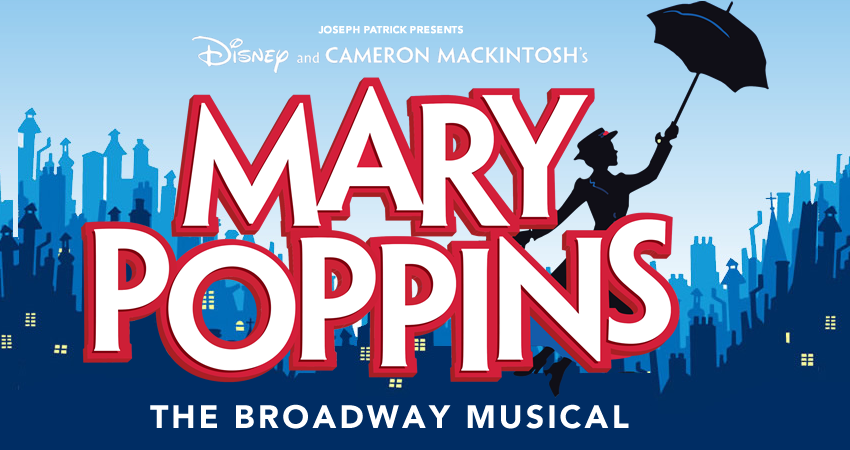 Tickets for Mary Poppins in Toronto from Ticketwise