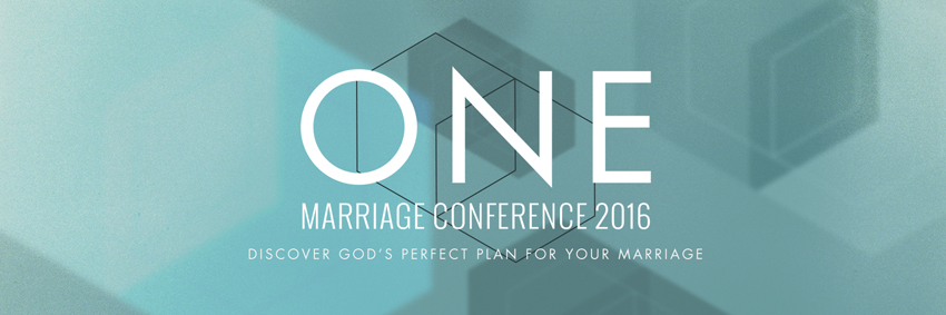 Tickets for ONE Marriage Conference 2016 in Gainesville from ShowClix