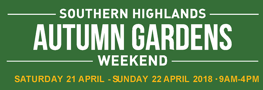Tickets for SHBG AUTUMN GARDENS AND PLANT FAIR in Bowral from Ticketbooth