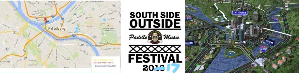 Tickets for SUP3Rivers SouthSide OutSide Paddle & Music FEST in Pittsburgh from ShowClix