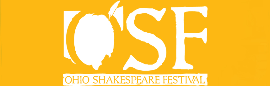 Find tickets from Ohio Shakespeare Festival