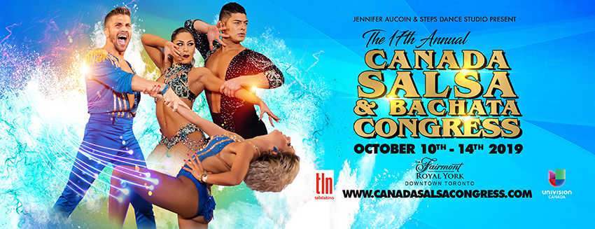 Tickets for Vendors - Canada Salsa & Bachata Congress 2019 in Toronto from ShowClix