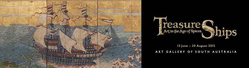 Tickets for Treasure Ships: Art in the Age of Spices in Adelaide from Ticketbooth