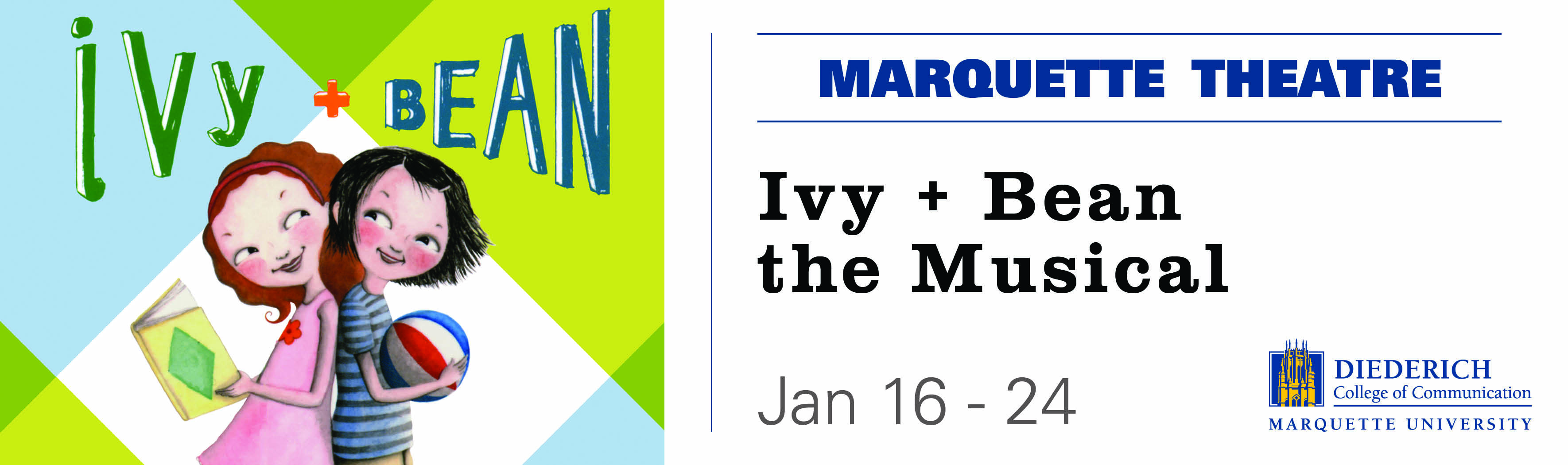 Tickets for Ivy + Bean the Musical in Milwaukee from ShowClix