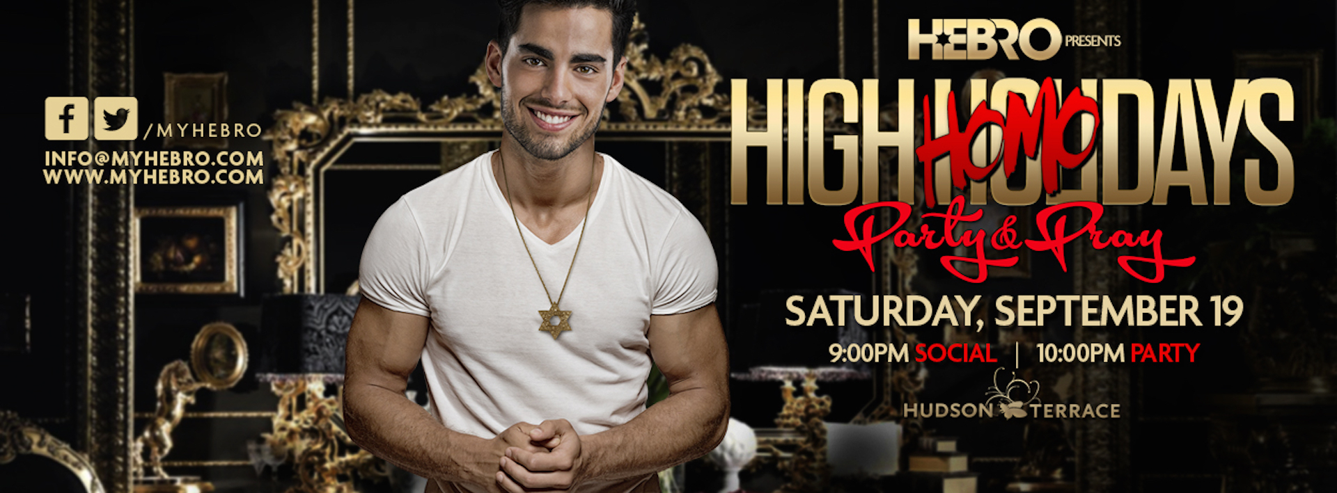 Tickets for HIGH HOMODAYS 2015 in New York from ShowClix
