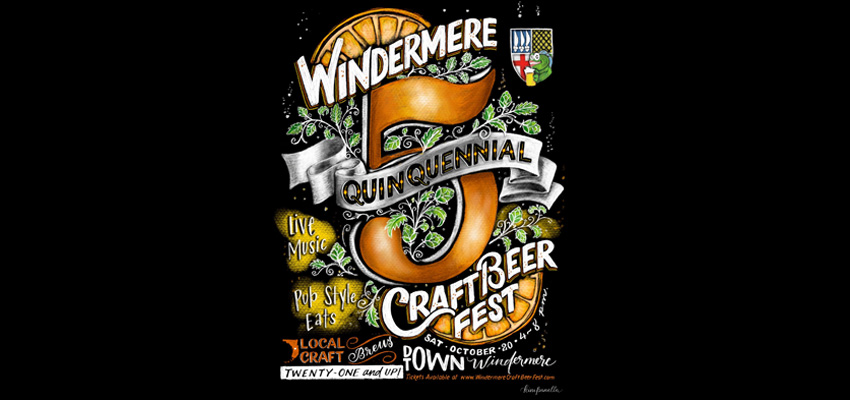 Tickets for 5th Annual Windermere Craft Beer Fest in Windermere from BeerFests.com