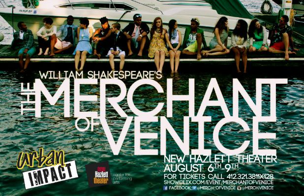 Tickets for Merchant of Venice in Pittsburgh from ShowClix