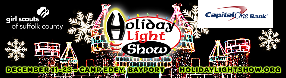 Tickets for 12th Annual Holiday Light Show in Bayport from ShowClix