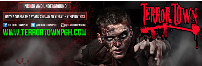 Tickets for 2015 Terror Town Tickets in Pittsburgh from ShowClix