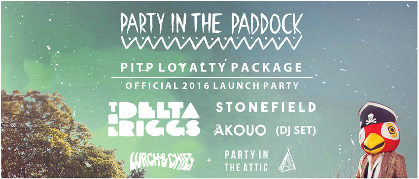 Tickets for PARTY IN THE PADDOCK- LOYALTY LAUNCH in Launceston from Ticketbooth