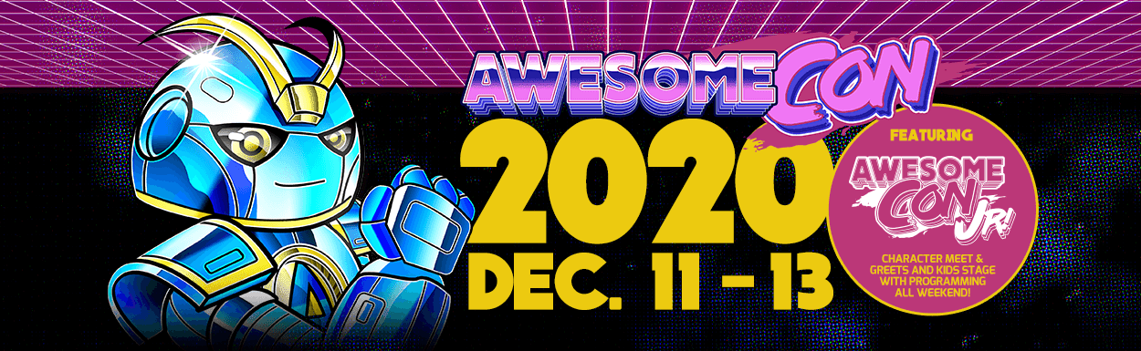 Tickets for Awesome Con 2020 in Washington from ShowClix