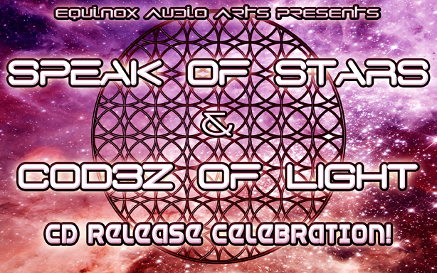 Tickets for Speak Of Stars & Cod3Z Of Light CD Release! in Portland from BrightStar Live Events