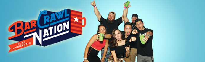 Tickets for Bar Crawl Nation SantaPalooza: Fort Lauderdale in Fort Lauderdale from ShowClix