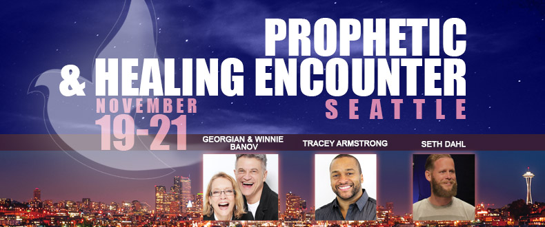 Tickets for Prophetic & Healing Encounter - Seattle in Des Moines from ShowClix
