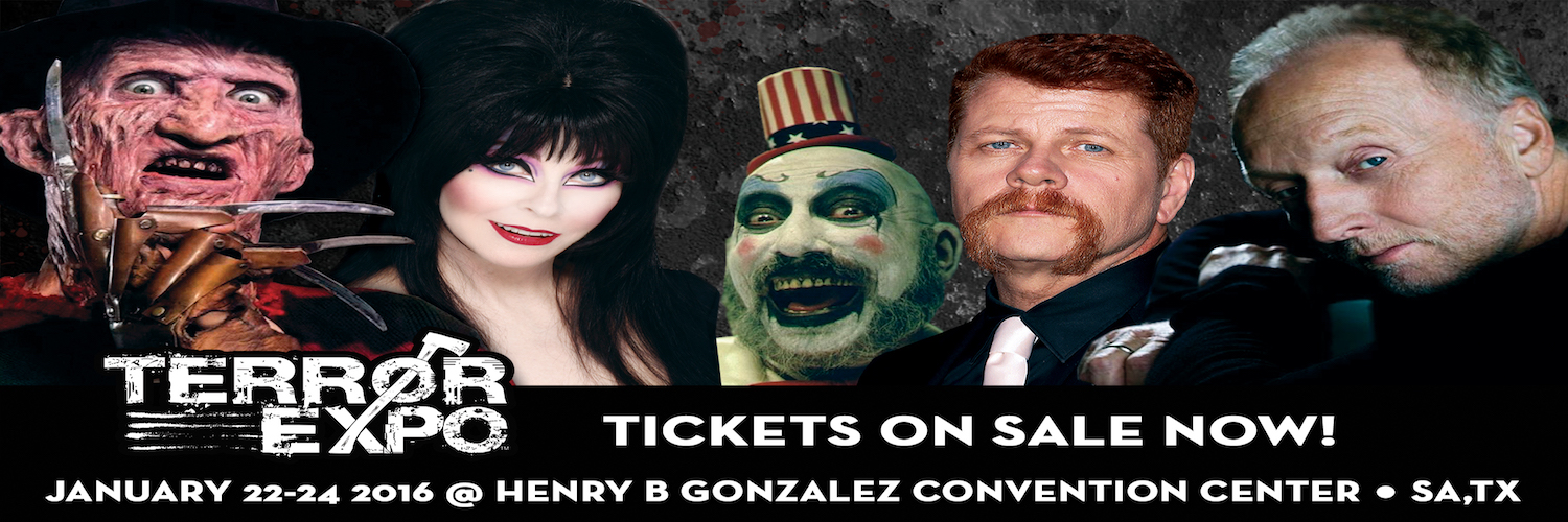 Tickets for Vendor (Terror Expo - San Antonio) in San Antonio from ShowClix