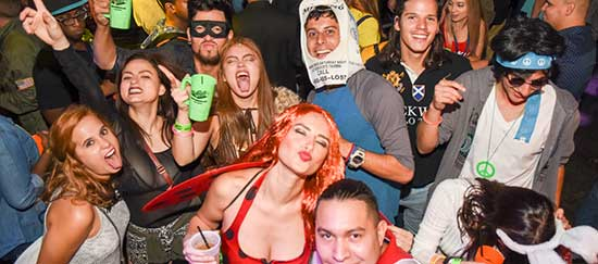Tickets for Bar Crawl Nation: Halloween | Indianapolis in Indianapolis from ShowClix