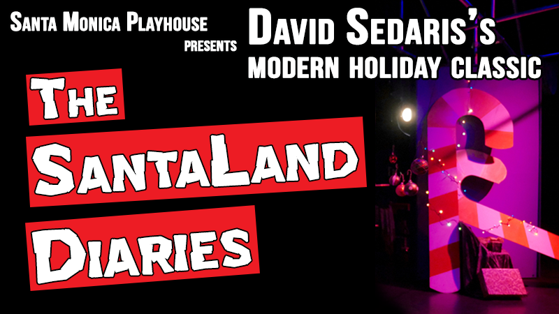 Tickets for The SantaLand Diaries - 2015 in Santa Monica from ShowClix