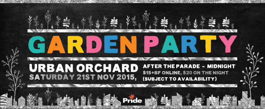 Tickets for Garden Party in Perth from Ticketbooth