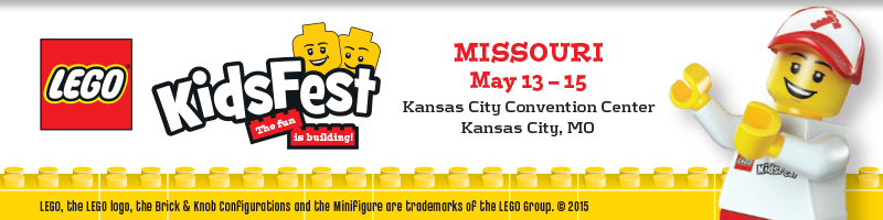 Tickets for LEGO® KidsFest MISSOURI in Kansas City from ShowClix