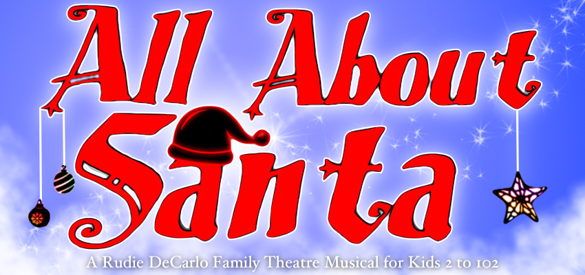 Tickets for ALL ABOUT SANTA in Santa Monica from ShowClix