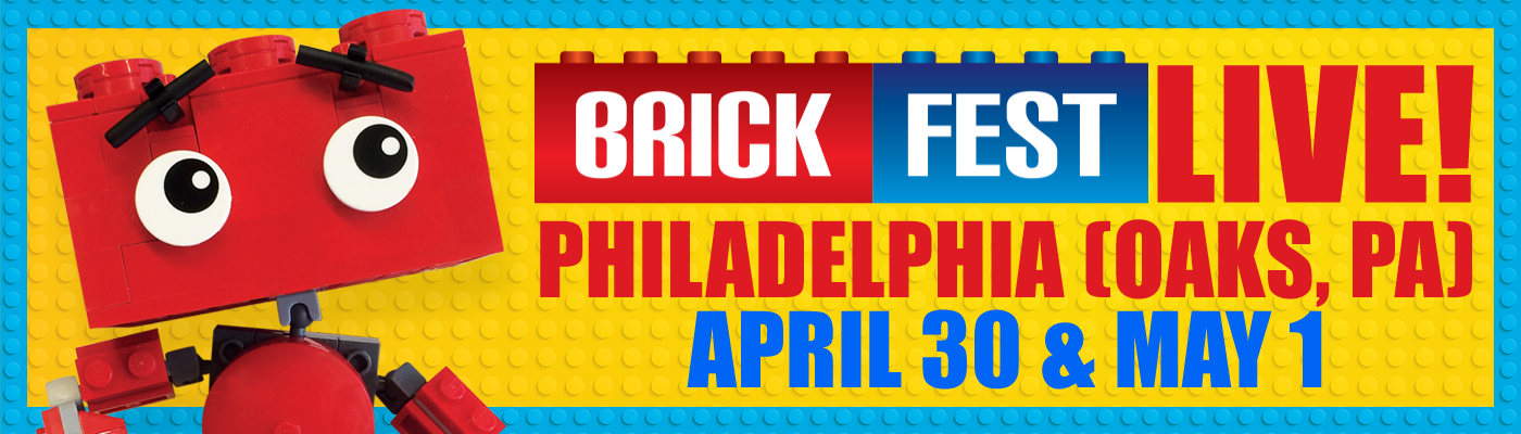 Tickets for Brick Fest Live (Oaks, PA) in Oaks from ShowClix