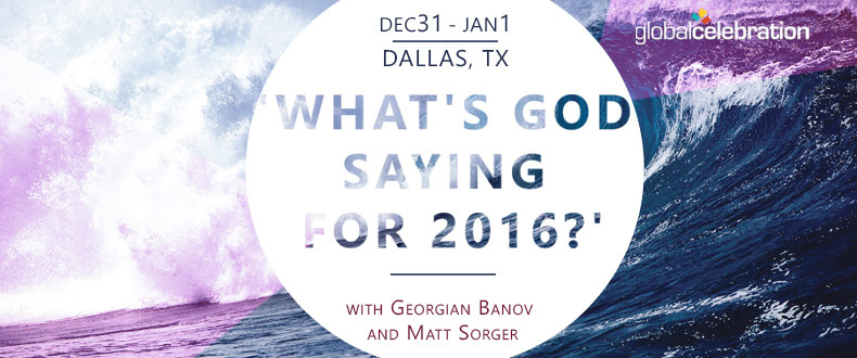 Tickets for What's God Saying for 2016? Prophetic Conference - Dallas, TX in Dallas from ShowClix