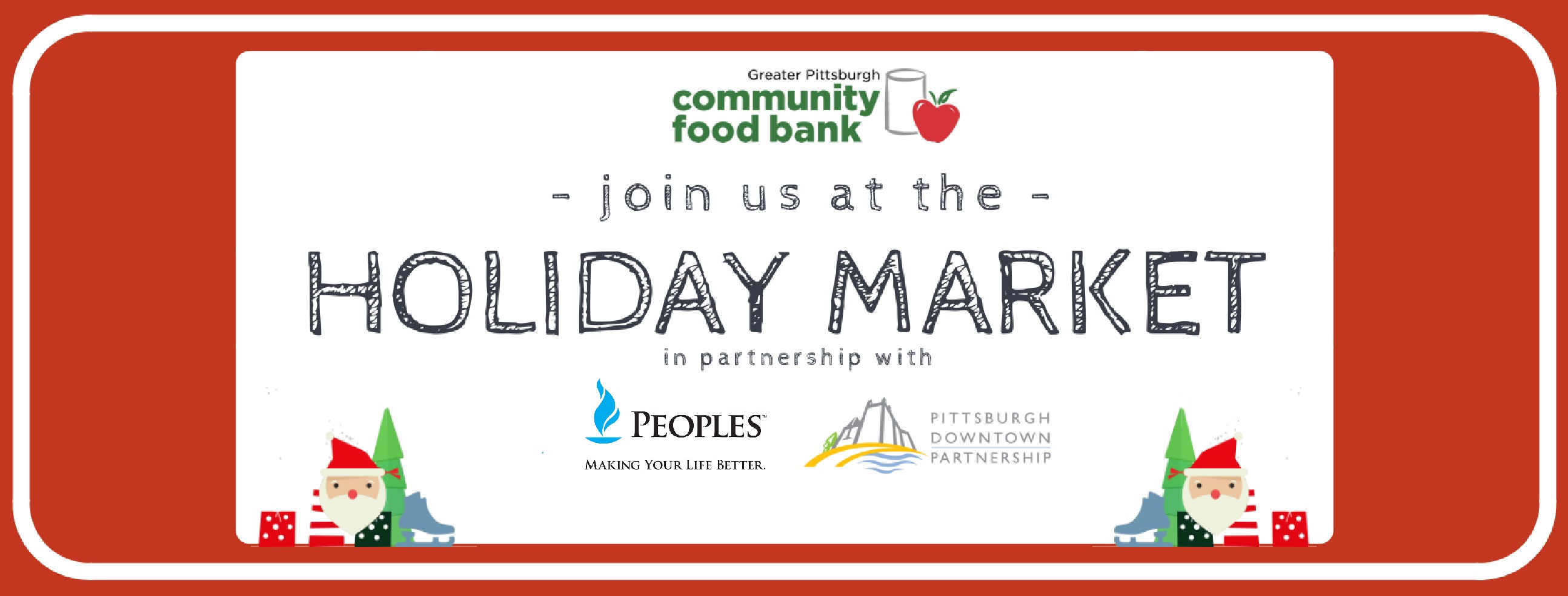 Tickets for Peoples Gas Holiday Market Volunteering in Pittsburgh from ShowClix