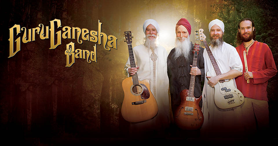 Tickets for The GuruGanesha Band Live in Concert in Calgary from BrightStar Live Events