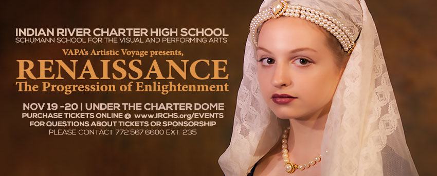 Tickets for Renaissance -The Progression of Enlightenment in Vero Beach from ShowClix