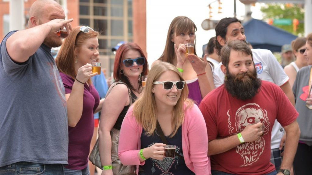 Tickets for Carolina Brewsfest in High Point from BeerFests.com