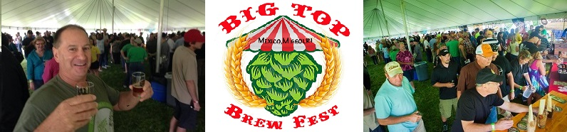 Tickets for Big Top Brew Fest in Mexico from BeerFests.com