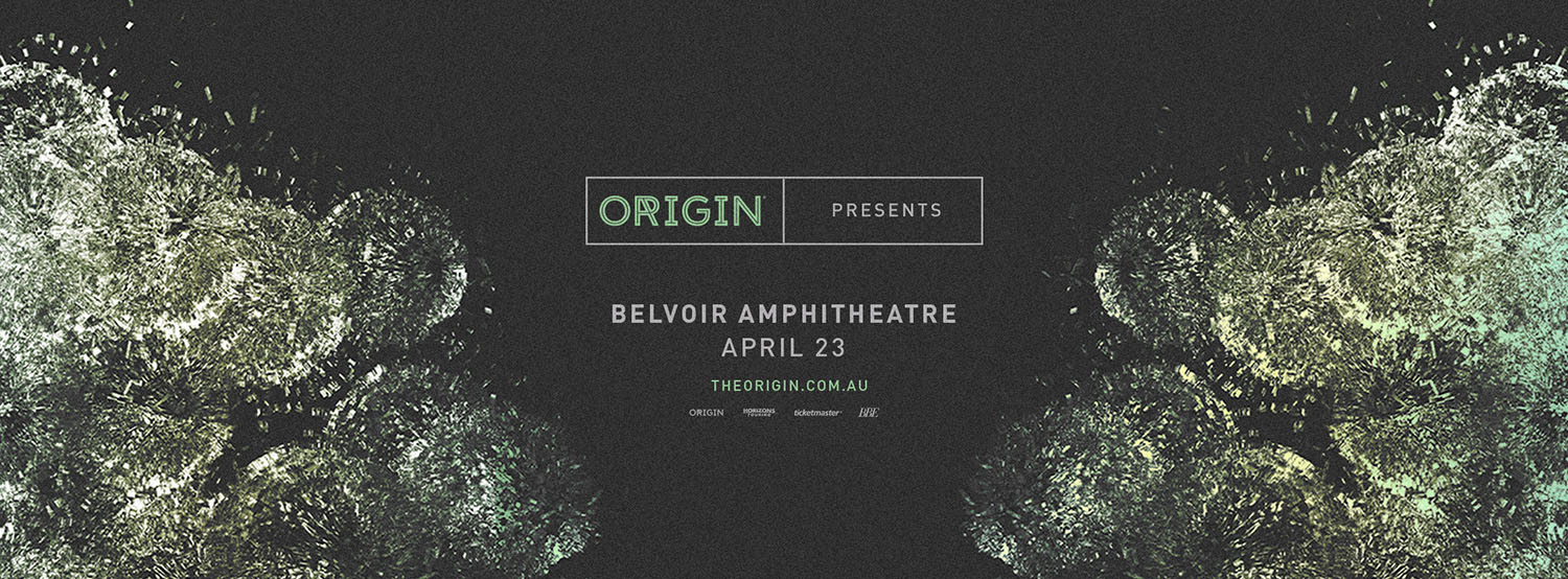 Tickets for Origin presents at Belvoir Amphitheatre in Upper Swan from Ticketbooth