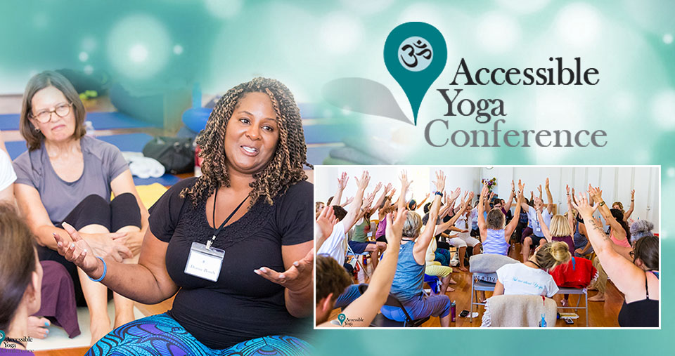 Tickets for 2nd Annual Accessible Yoga Conference in Santa Barbara from BrightStar Live Events
