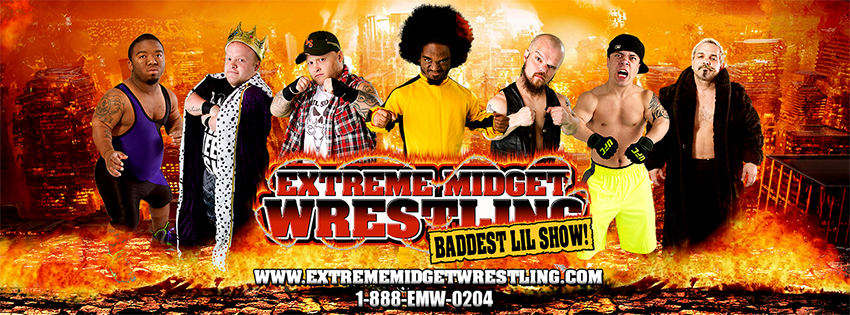 Tickets for Extreme Midget Wrestling in Houston from ShowClix