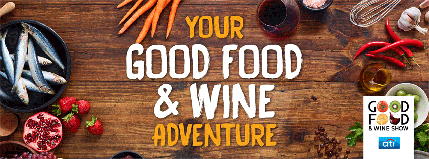 Find tickets from Good Food & Wine Show