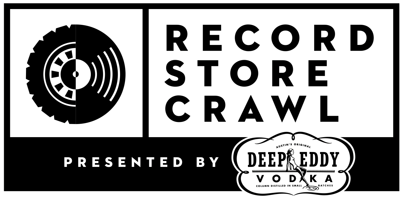 Find tickets from Record Store Crawl