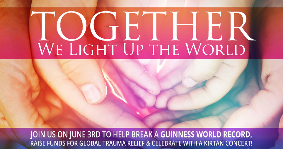 Tickets for Together We Light Up the World in Santa Clara from BrightStar Live Events