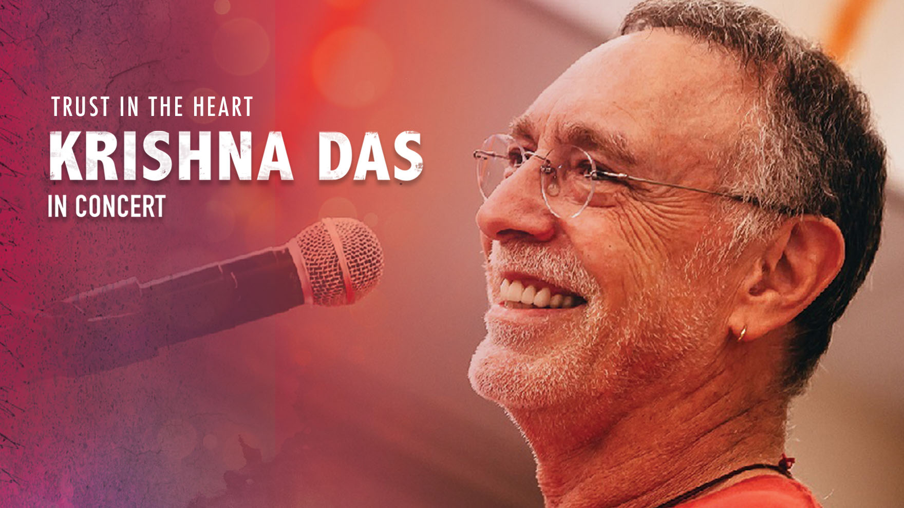 Tickets for Krishna Das: Trust in the Heart Concert (Sarasota) in Sarasota from BrightStar Live Events