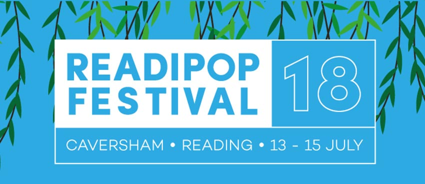 Tickets for READIPOP FESTIVAL 2018 in Reading from Sandbag LTD