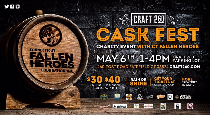 Tickets for Craft260 Cask Festival in Fairfield from BeerFests.com