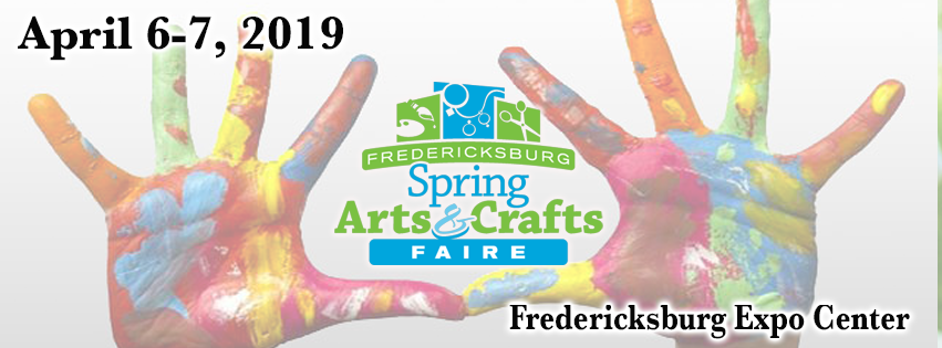 Tickets for Fredericksburg Spring Arts & Crafts Faire in Fredericksburg from ShowClix