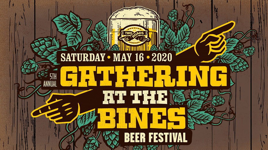 Tickets for Gathering at the Bines Brewfest 2019 in Stratford from BeerFests.com