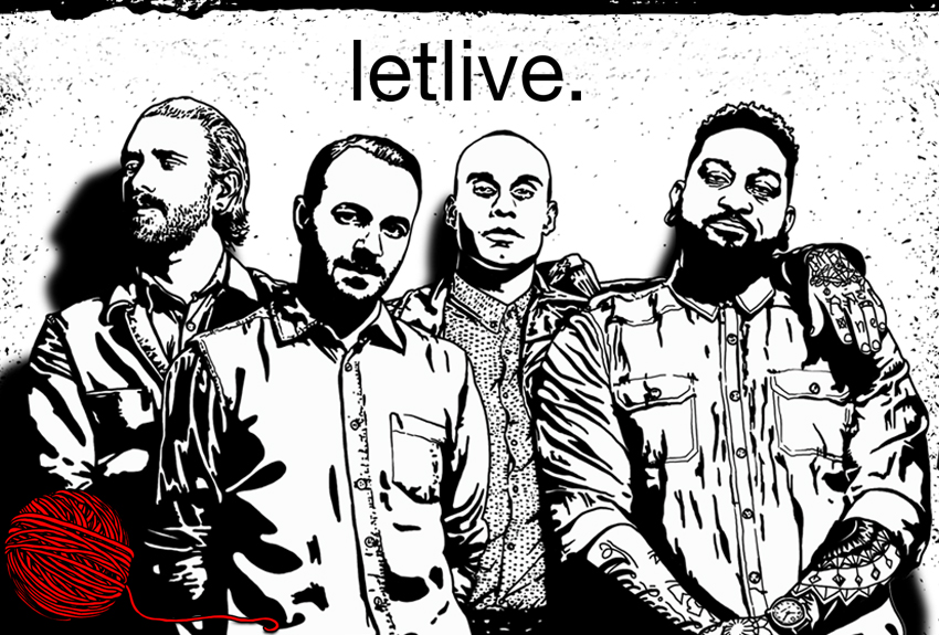 Find tickets from Letlive.