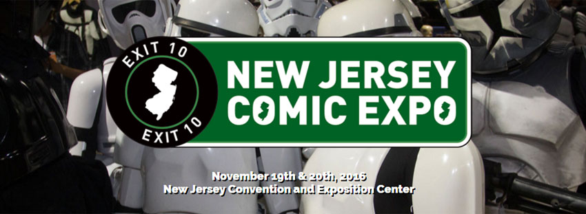 Tickets for New Jersey Comic Expo in Edison from ShowClix