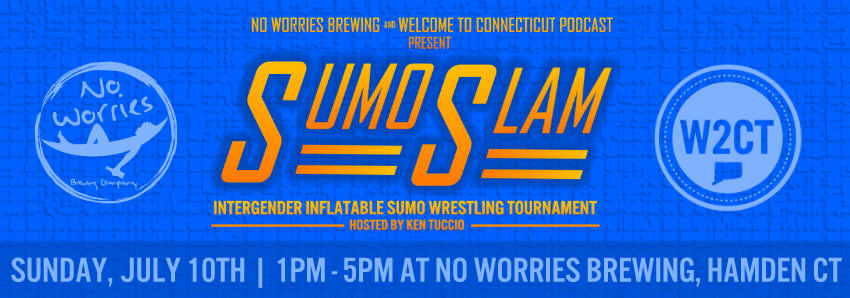 Tickets for SumoSlam : Inflatable Sumo Wrestling Tournament in Hamden from BeerFests.com